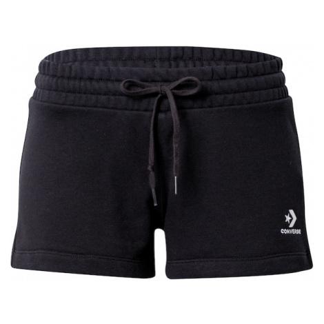 CONVERSE Kalhoty černá