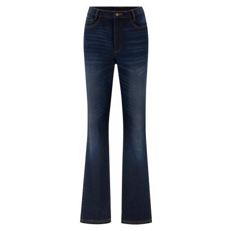 Zvonové džíny s pohodlnou pasovkou Bonprix