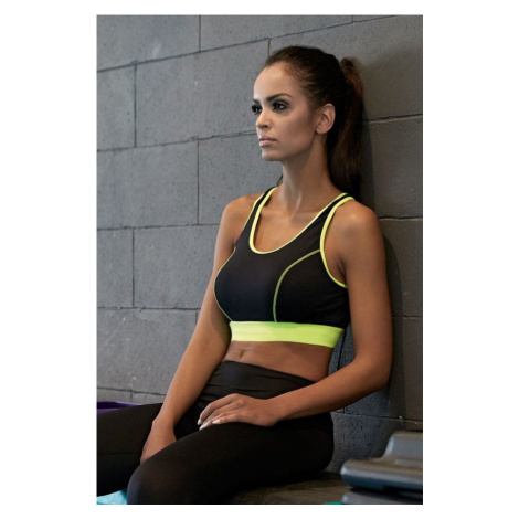 Fitness funkční podprsenka Gabi neon Lorin