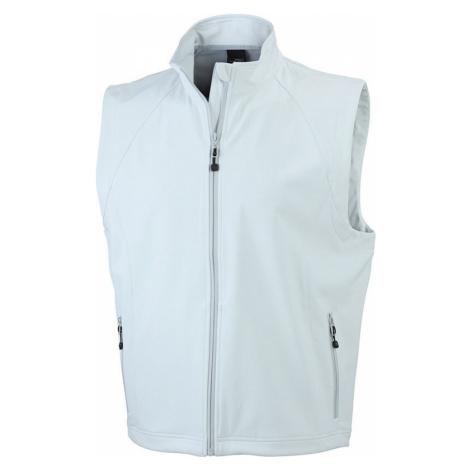 Pánská softshellová vesta JN1022 James & Nicholson