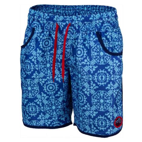 Aress MAKI SNR modrá - Dámské koupací šortky