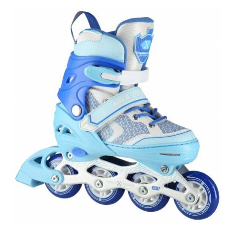 Dětské kolečkové brusle NILS Extreme NA14198 modré