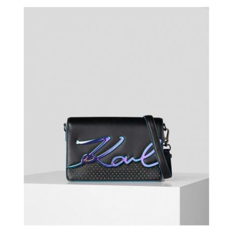 Kabelka Karl Lagerfeld K/Signature Spec Irr Md Sb