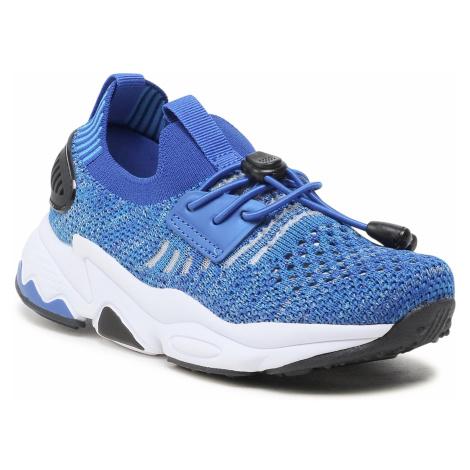 Sneakersy BARTEK - 15539006 Modrá