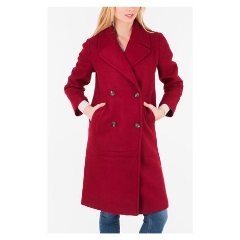 Kabát PEPE JEANS PL401528 EDURNE GARNET