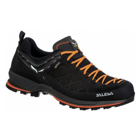 Salewa boty MS MTN Trainer 2 GTX, černá/oranžová