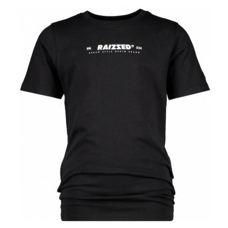 Raizzed Tričko 'HADLEY' černá / bílá