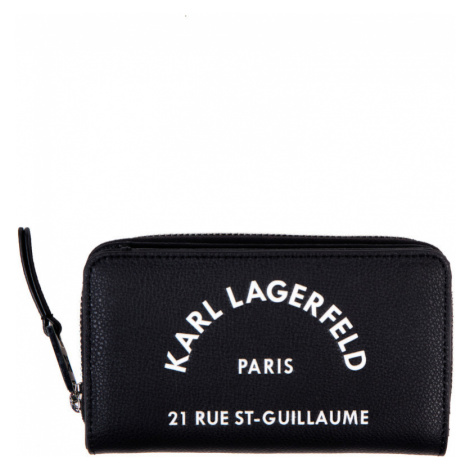 Peněženka Karl Lagerfeld Rue St Guillaume Md Zip Wallet