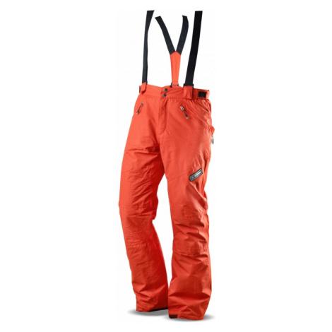 Pánské lyžařské kalhoty TRIMM Tiger orange