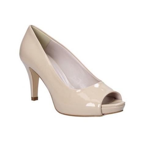 Grace Shoes 738I001 Béžová