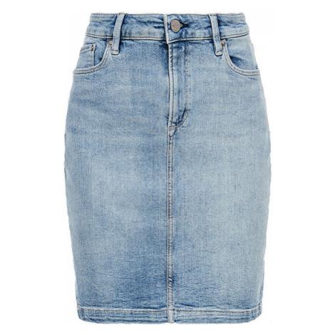 s.Oliver Dámská sukně 14.004.79.2823.54Z6 Blue denim stretch