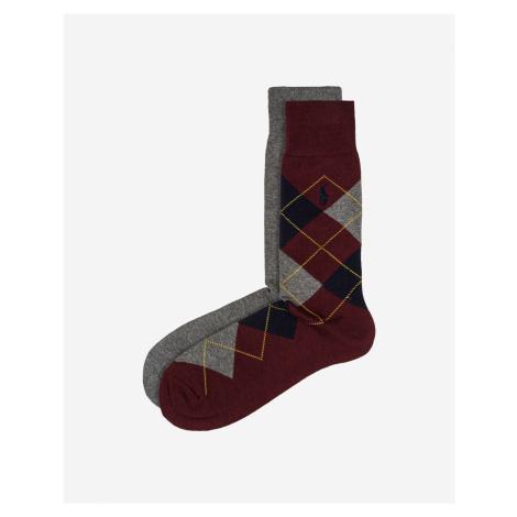 Ponožky 2 páry Polo Ralph Lauren