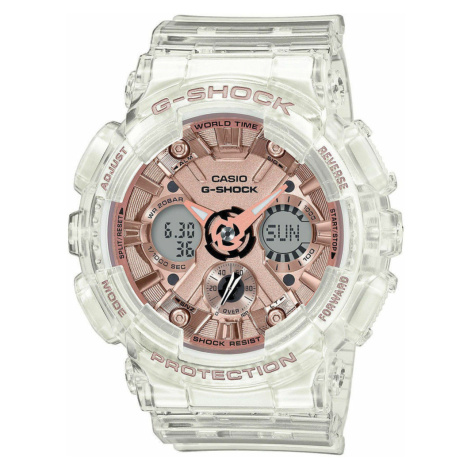 Casio G-Shock GMA S120SR-7AER Pink Gold Collection