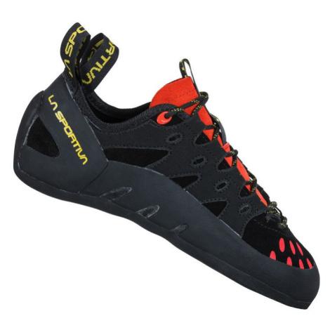 La Sportiva Tarantulace black/poppy 43,5 EU