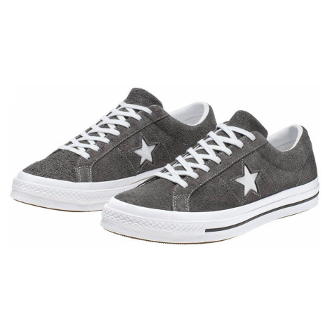 One Star '74: carbon grey-white-black Converse