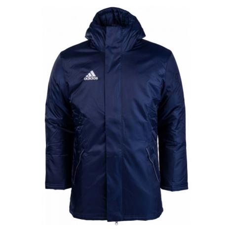 adidas COREF STADIUM JACKET modrá XS - Pánská bunda