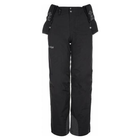 KILPI Chlapecké lyžařské kalhoty METHONE-JB LJ0002KIBLK Černá