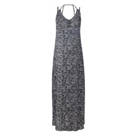 O'Neill LW BELINDA AOP LONG DRESS šedá - Dámské šaty