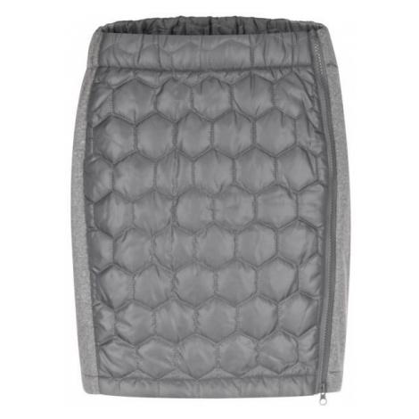 Loap MIRRIAM šedá - Dámská sukně