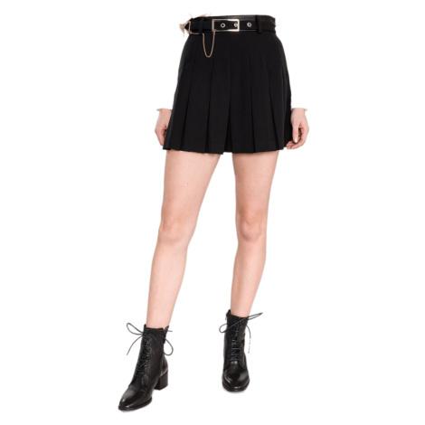 Černá mini sukně - LIU JO