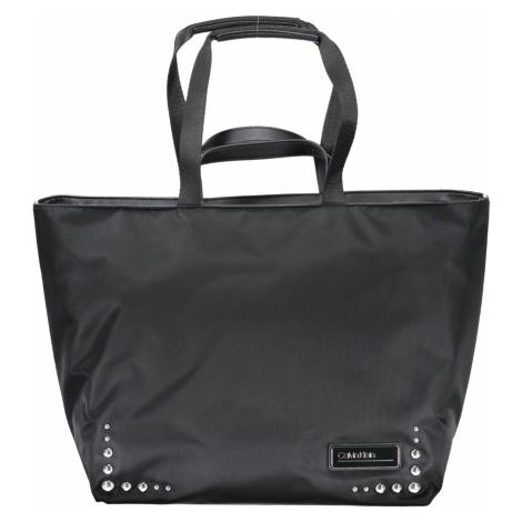 CALVIN KLEIN kabelka Barva: Černá +
