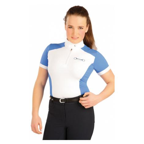 LITEX Triko dámské s krátkým rukávem. J1116507 modrá