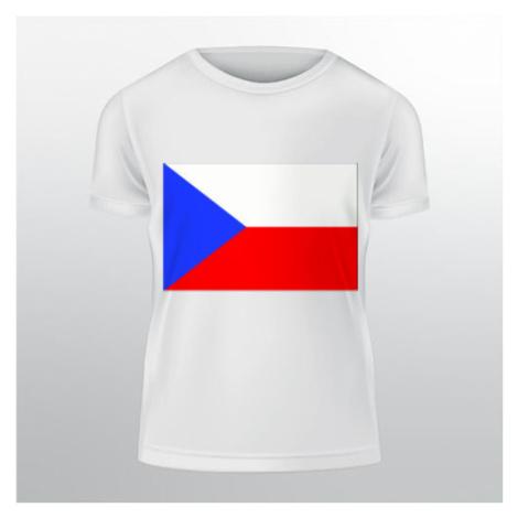Pánské tričko Classic Heavy Česká republika