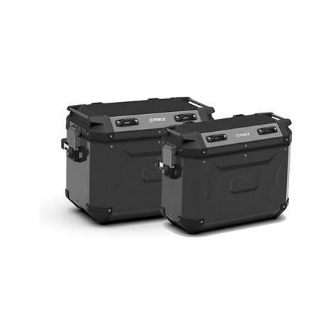 KAPPA Boční hliníkové kufry KFR4837BPACK2
