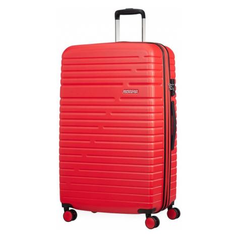 American Tourister Cestovní kufr Aero Racer EXP 61G 100/115 l - červená