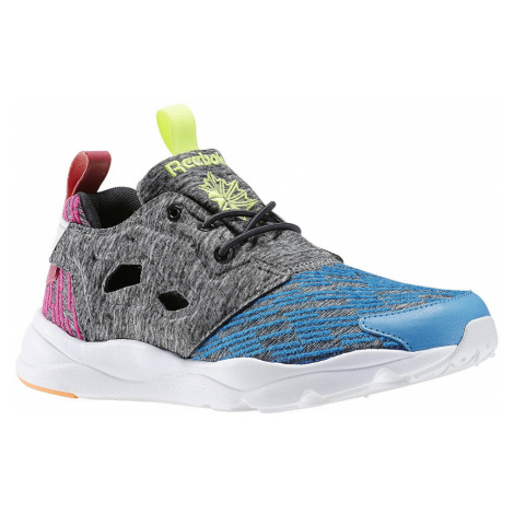 Boty Reebok Furylite Contemporary blue-coal-pink-yllw