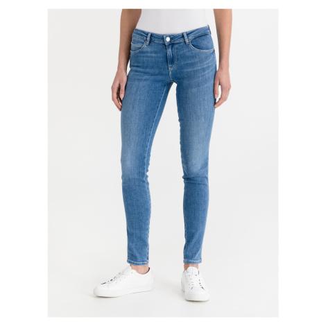 Curve X Jeans Guess Modrá