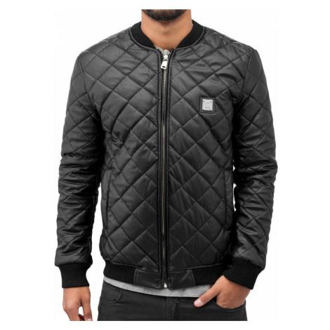 Dangerous DNGRS bunda pánská Quilt Jacket Black