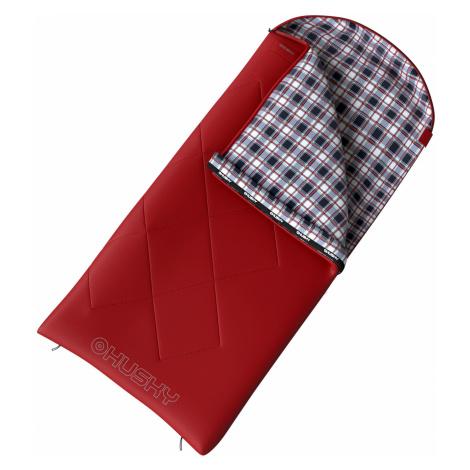 Husky Kids Galy -5°C červená Spacák dekový