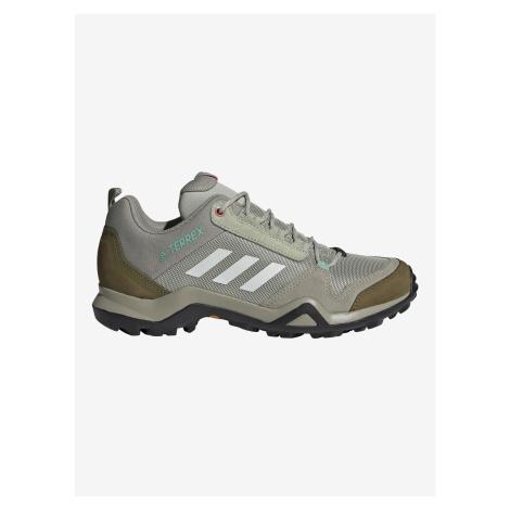 Terrex Ax3 Blue Outdoor obuv adidas Performance Zelená