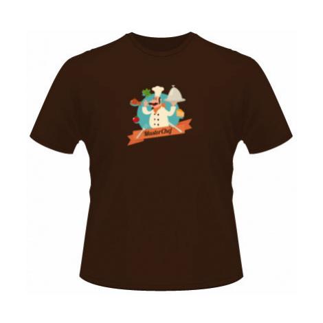Pánské tričko SuperStar Master Chef