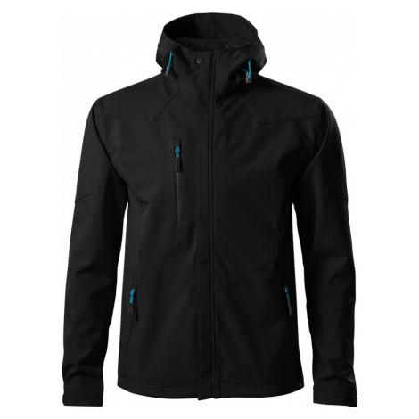 Malfini NANO Pánská softshellová bunda 53101 černá