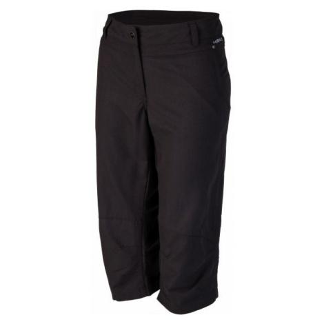 Head DAKOTA černá - Dámské 3/4 kalhoty