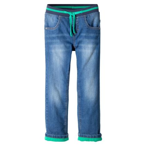 Termo džíny Regular Fit s flísovou podšívkou, pro chlapce