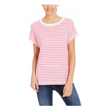 TRIKO BENCH Stripe Print WMS - růžová