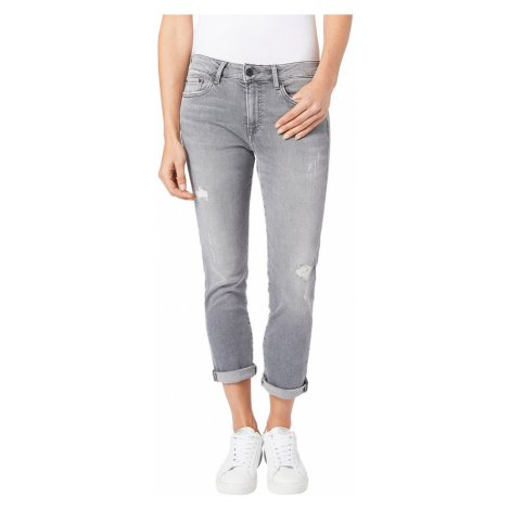 Pepe Jenas dámské šedé džíny Jolie Pepe Jeans