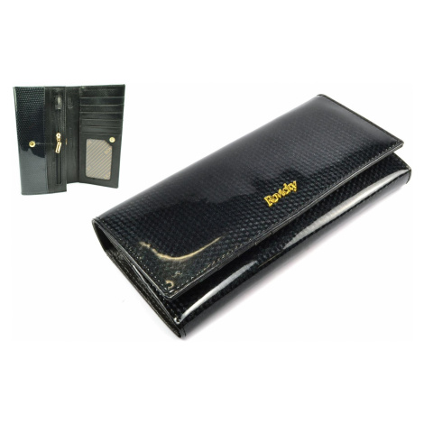Dámská velká peněženka černá Rovicky