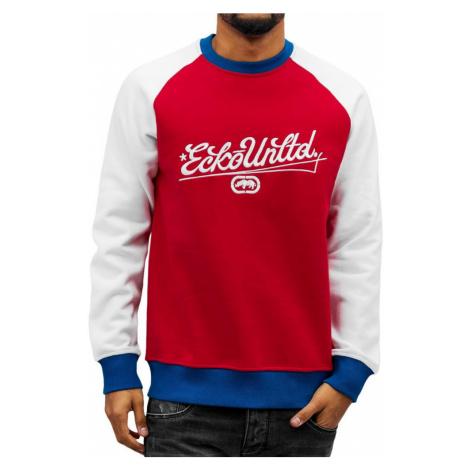 Ecko Unltd. mikina pánská Sick Nature Sweatshirt Red