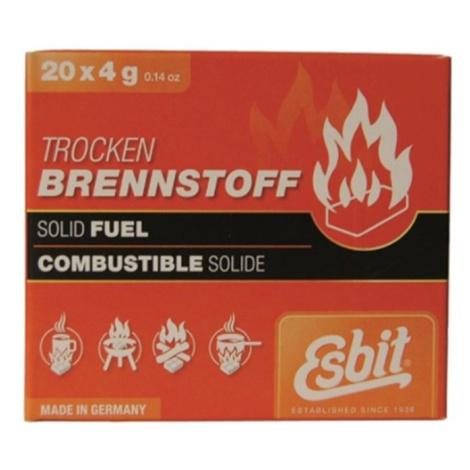Vařič lihový Esbit - palivové tablety Sturm MilTec