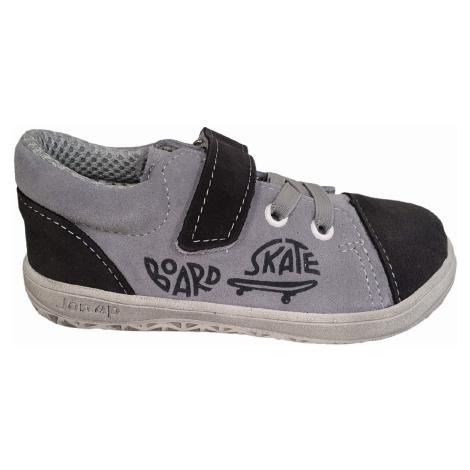 boty Jonap B12SV šedý skate