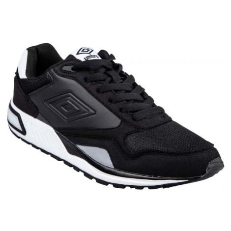 Umbro REDHILL M černá - Pánská volnočasová obuv