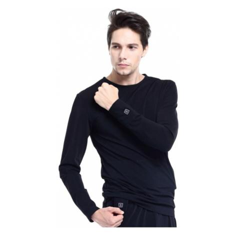 Vyhřívané Tričko S Dlouhým Rukávem Glovii Gj1 Černá