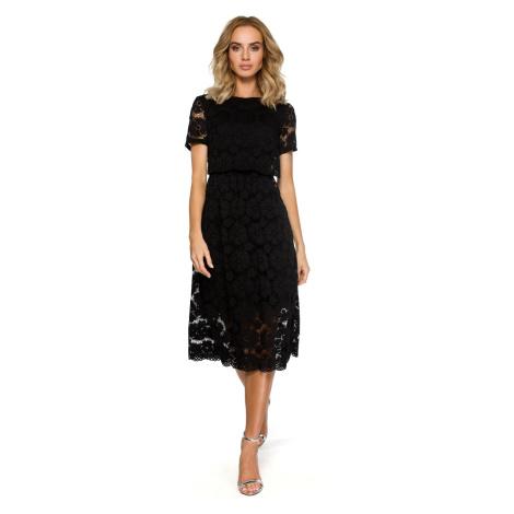 Dámské šaty Made Of Emotion Lace detailed