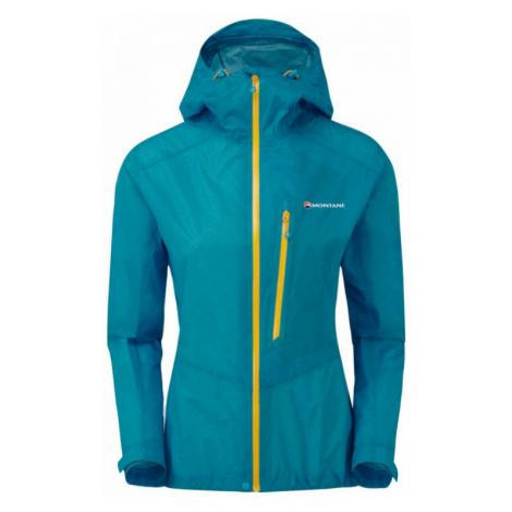 Dámská bunda Montane Fem Minimus Jacket cerulean blue