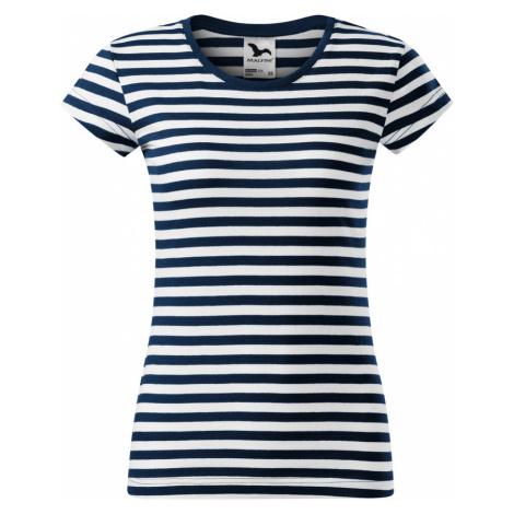 Malfini Sailor Dámské triko 80402 námořní modrá