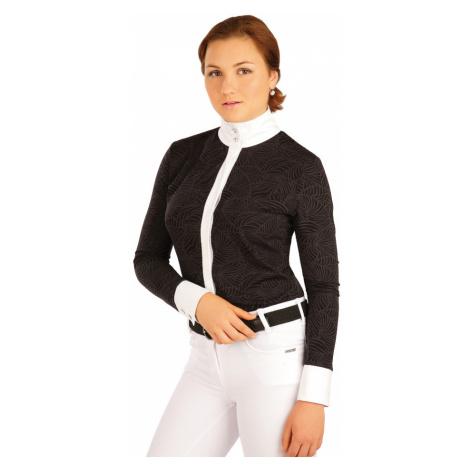 LITEX Košile dámská. J1144901 černá